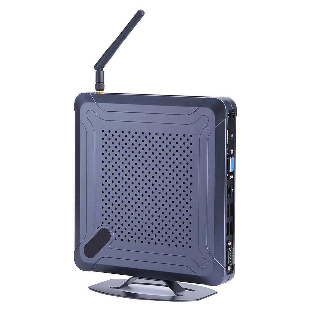 Mini PC,Desktop Computer,Intel Core  I5 6360U,Windows 10/Ubuntu,[HUNSN BH06L],(COM/VGA/HD/LAN/4USB2.0/4USB3.0)