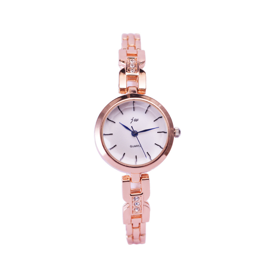 Golden Bracelet Women Watches Luxury Fashion Stainless Steel Ladies Quartz Wristwatches 2019 Simple Small Woman Clock Gifts