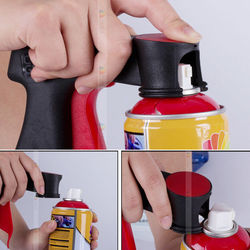 1PC Plasti Dip Handle Rim Membrane Portable Spray Gun Spray Can Trigger Handle