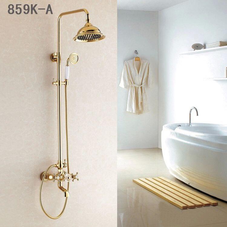torneiras misturador do chuveiro de banho torneiras