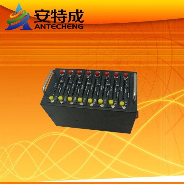 8 sim card modem pool with bulk sms sending at command simcom module 3G USB modem