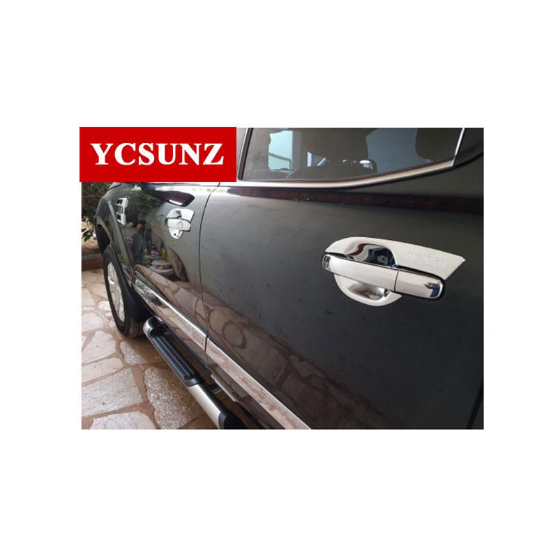 АБС унутрашња ручка врата за Цхроме - Ауто делови - Фотографија 3