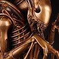 OGRM Bronze Crafts AVP Alien Vs. Predator Allien Queen 1:4 Scale Full Alien Whole Body Large Statue Model Sculpture Crafts