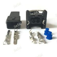 2 Pin EV1 282762-1 Car Waterproof Automotive Connector Female Male Auto Fuel Injector Spray Nozzle Connecctor For CHANGAN
