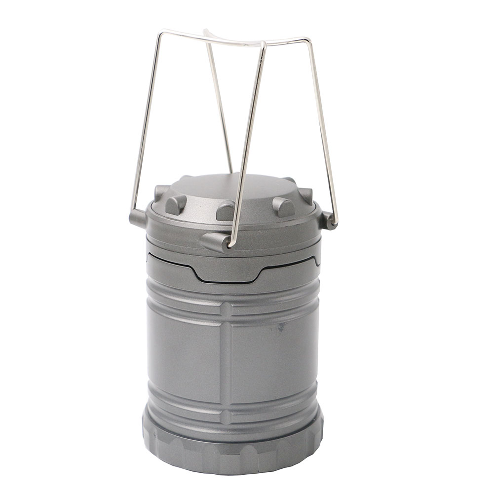 Portable Lamp LED Hand Lamp Camping Lantern Light LED Exterieur 6LEDs Collapsible Flashlights ...