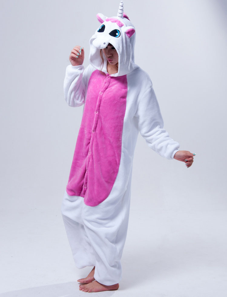 pink unicorn onesie for adult
