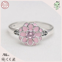Best Selling And High Quality Personality Crown Design Retro S925 Sterling Silver PartyToe Ring
