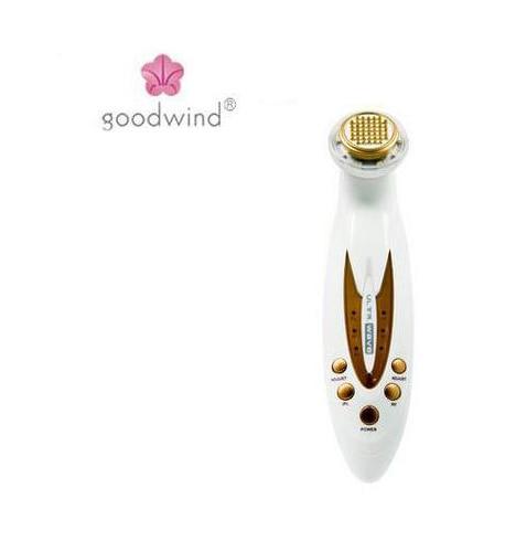 Household handheld thermal maggie rf beauty instrument rf anti-wrinkle face lattice change skin thermal conductivity, electronic mini handheld rf