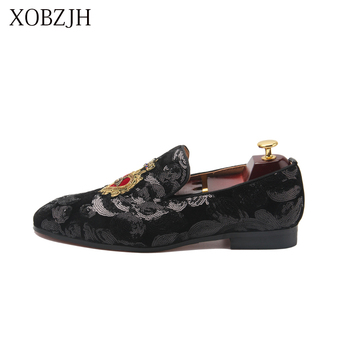 italian brand designer men casual business wedding formal dress bright patent leather shoes slip on lazy driving oxfords loafers Italian Men Shoes 2019 Men Luxury Leather Loafers Summer Wedding  Prom Formal Dress Loafers High Quality Slip On Big Size Shoes