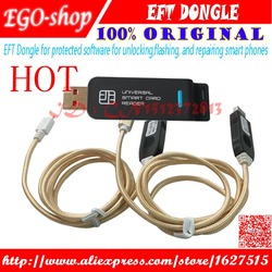 gsmjustoncct 2018 the new eft dongle with 2 In 1 Eft  Cable free shipping
