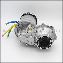 Micro electric flat delivery vehicle Brushless Holzer Differential DC motor  BM1412HQF1000W(BLDC) 48/60/72V  цены онлайн
