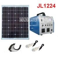 JL1224 Zonne-energie Generatie Systeem Alternatieve Energie Generatoren 350 W Verlichting Systeem Generator Met Zonnepanelen 630*540mm