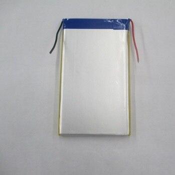 50651250565125 MP4 3,7 V Высокая емкость общего назначения планшетный ПК батарея MID