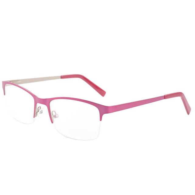 Glasse Modo Metallo Dell Caramella Telaio Colore Del Di Rosa YEIH9WD2