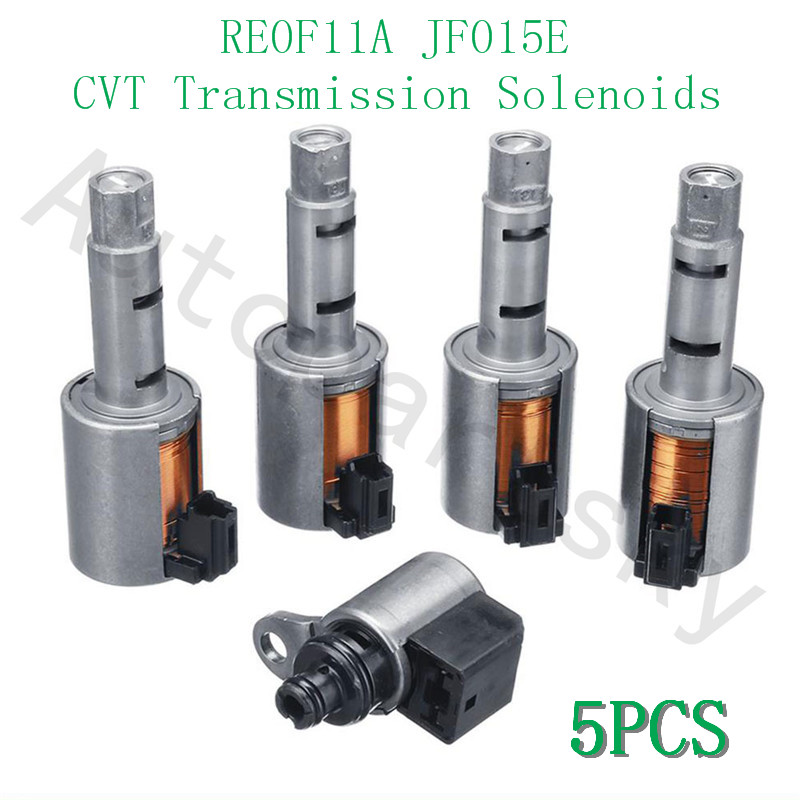 RE0F11A JF015E CVT Transmission Solenoids Original Refurbished Gearbox Repair Kit for For Nissan for Chevrolet for Suzuki