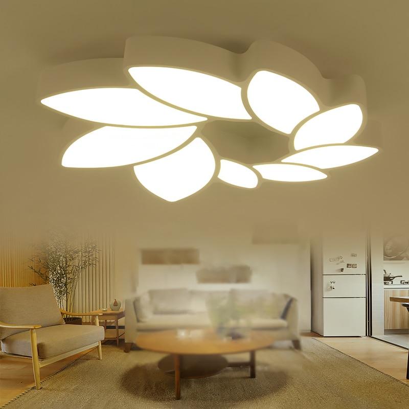Haixiang moderne hoge kwaliteit acryl plafondverlichting woonkamer ...