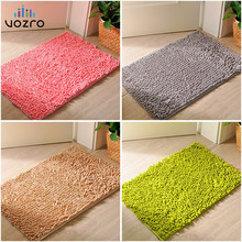 [Multiple Sizes] VOZRO Bath mat memory carpet rugs toilet funny bathtub Room living room door stairs bathroom foot floor mats(China)