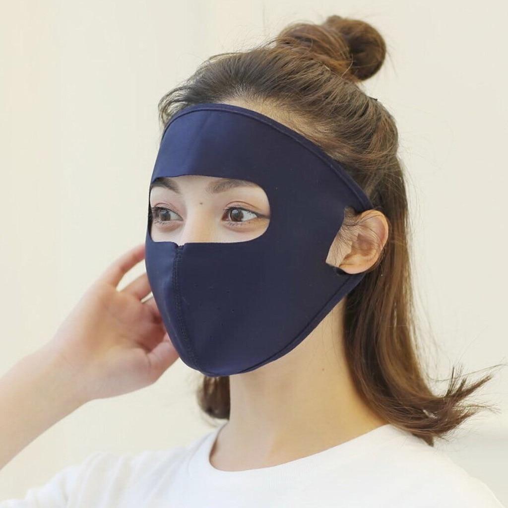 Fuerte Máscara De Cara Completa Aire Máscara Rostro Purificante Cubierta Anti Polvo Multi Capa Boca Máscaras D90524