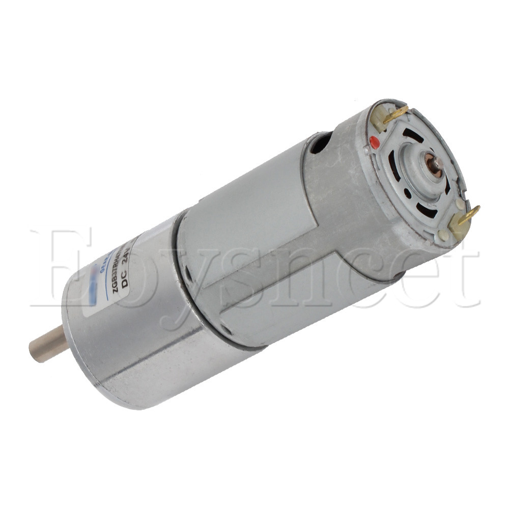 12 v <font><b>DC</b></font> <font><b>200</b></font> <font><b>rpm</b></font> High Torque <font><b>Gear</b></font> Box Speed Control Elektrische <font><b>Motor</b></font> Reversible image