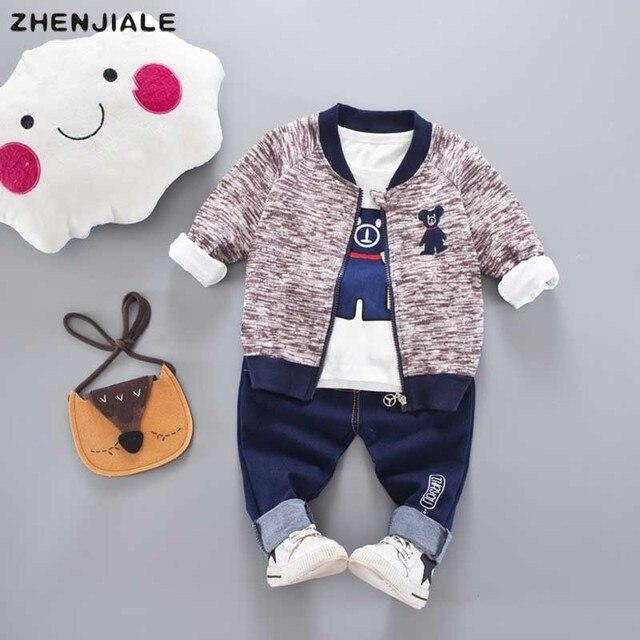 5a582b5aa 0~2 Year Old Clothing Baby Newborn Boys Girls Jacket Spring Zipper ...