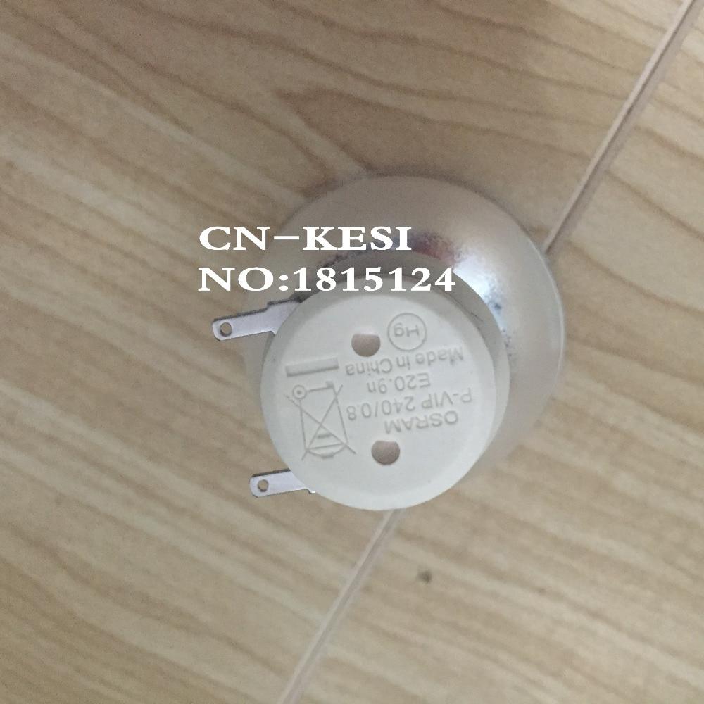 AWO NOVO Original Lâmpada Do Projetor lâmpada 5J. JEE05.001 APTO para BenQ W1110/W2000/HT3050 HT2050 2500 (240 W P-VIP Watts)