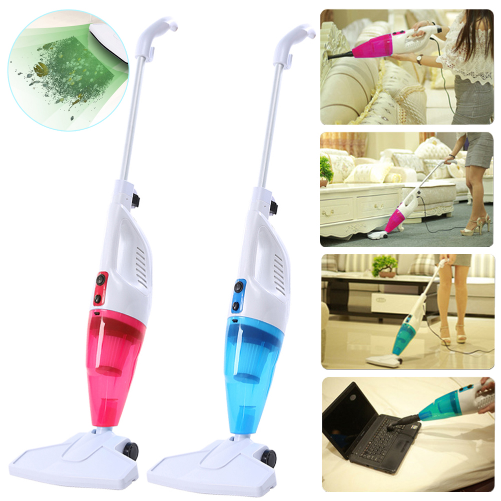 Handheld Home Rod Vacuum Cleaner Mini Portable Dust Collector Ultra Quiet Automatic Sweeping Dust Sterilize US