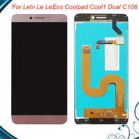 Touch Screen For Cool1 Dual C106 LCD Display For Letv Le LeEco Coolpad Cool 1 Digitizer