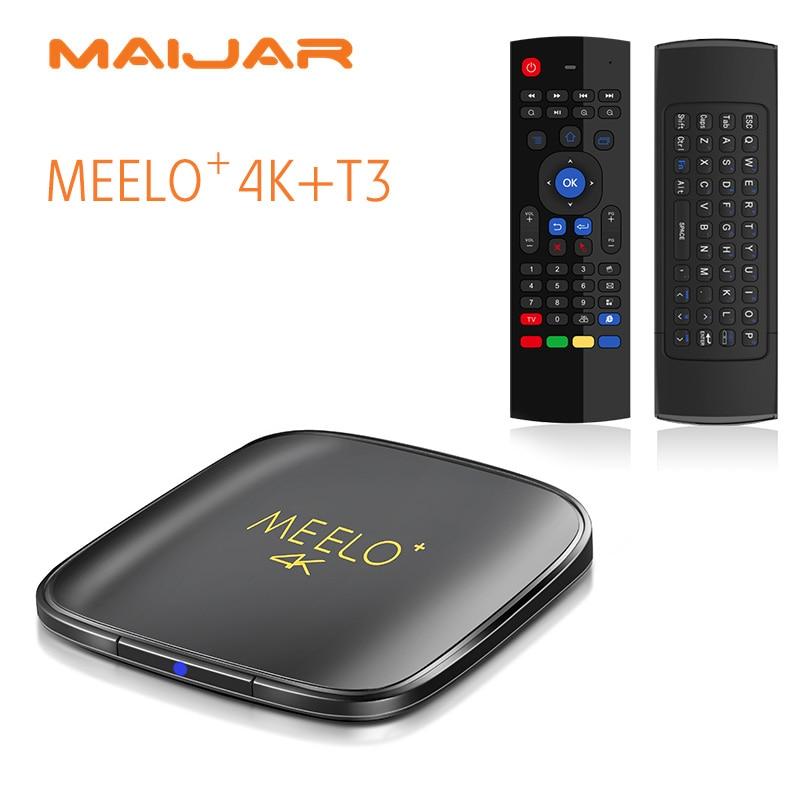 ME ELO+4K  Android 6.0 TV Box Amlogic S905X  1GB ROM 2GB RAM Quad Core support WIFI HDMI 4K*2K HD smart media player smart android 4 2 tv box quad core network media player 8gb ram 2gb ddr3 with wifi support google tv dlan miracast
