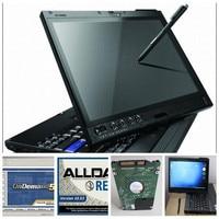 10.53 alldata ремонт программного обеспечения Авто ВСЕ ДАННЫЕ + mitchell по требованию 2015 с 1 ТБ HDD в X200T 2 Г Ноутбук Сенсорный экран готов к работе
