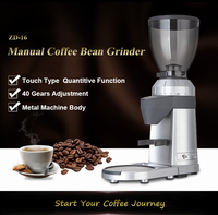 Freeshipping AC220 240V 50 60 HZ 130 watt power 350g schüssel kapazität Elektrische Kaffeemühle Kaffeebohne schleifen maschine-in Elektrische Kaffeemühlen aus Haushaltsgeräte bei