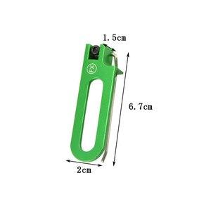 Image 2 - Tir à larc classique arc magnétique métal flèche repose droite/gauche main Camping pratique chasse compétition tir flèche accessoires