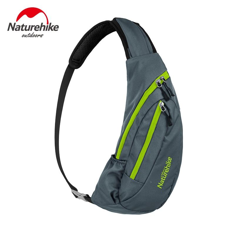 Naturehike Al Aire Libre Unisex Bolsas de Deporte de Nylon Impermeable Pecho Cro