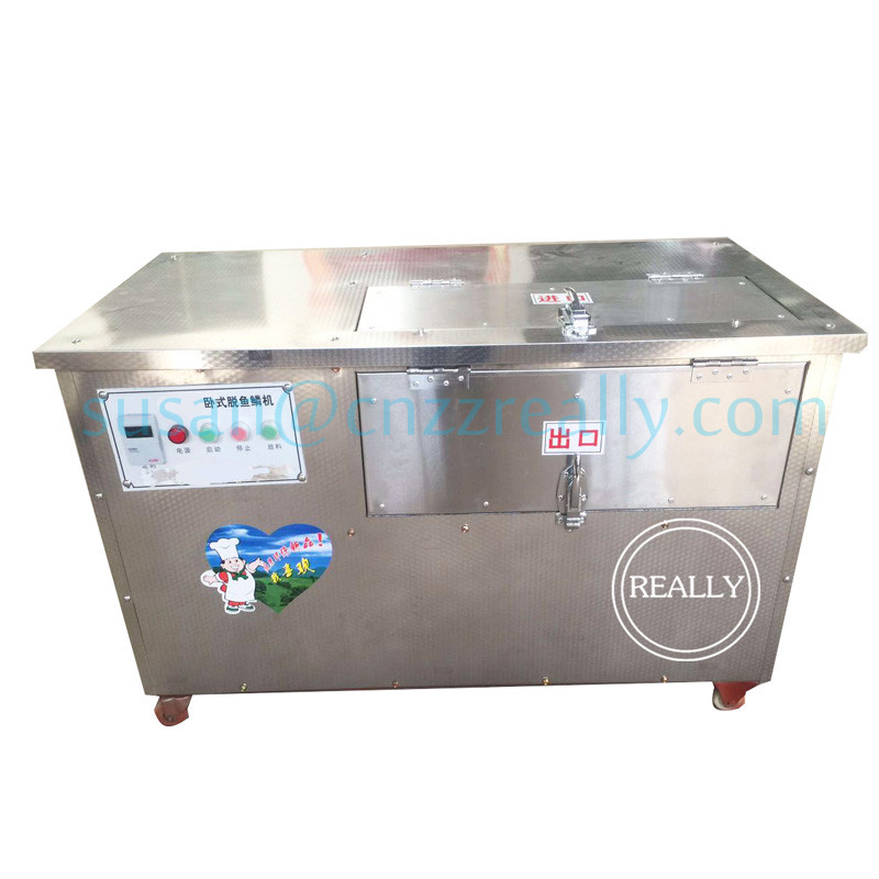 Good Quality Fish Scale Removing Machine/ Fish Scale Cleaning Machine Price