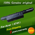 Free shipping AS10D31 AS10D3E AS10D41 AS10D51 AS10D56 AS10D61 AS10D71 AS10D73 AS10D75 AS10D81 Original laptop Battery For ACER