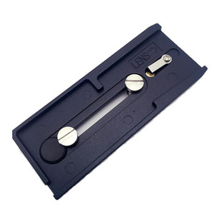 Image 2 - Quick Release Plate Sliding 501PL Plus Rapid Connect Base for Manfrotto 501 503 701HDV MH055M0 Q5 1/4 3/8 Screw 11.8cm