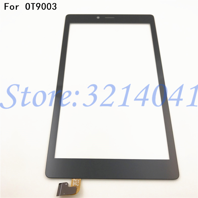100% Tested 7.0 For Alcatel One Touch Pixi 4 7.0 9003 OT9003 9003A 9003X Touch Screen Digitizer Front Glass Panel Sensor image