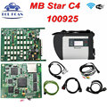 High Quality MB Star SD C4 Full Chip Multi-Languages For CAR&TRUCK Powerful Function MB SD Connect Compact 4 MB Star C4 DHL Free