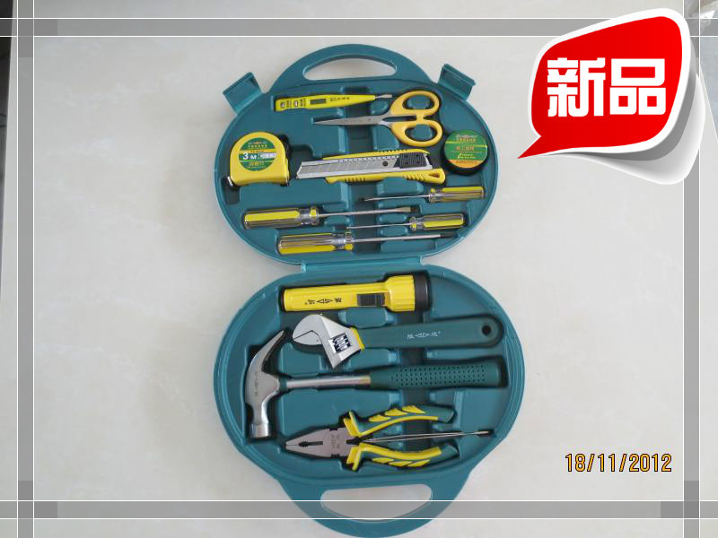 Tool 15 Sets Of Household Portfolio Tools Promotional Gift Set tool 15 sets of household portfolio tools promotional gift set
