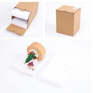Image 5 - Креативная Музыкальная шкатулка на рождественскую елку, деревянные вращающиеся музыкальные боксы, ремесла, винтажное украшение, детские игрушки, подарок на праздник и день рождения