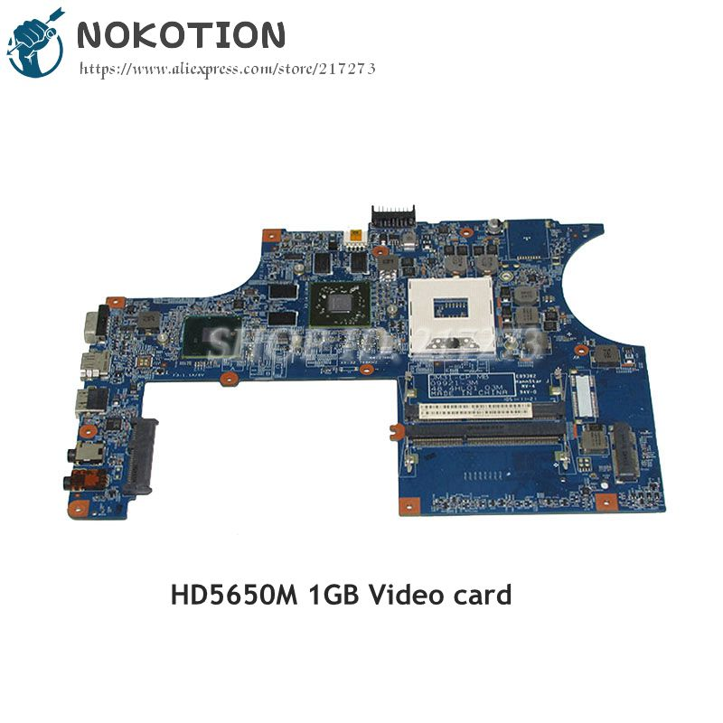 NOKOTION MBREM01002 MB.REM01.002 For Acer asipre 3820T 3820TZG Laptop Motherboard JM31-CP MB 48.4HL01.03M HD5650M HM55 DDR3 laptop motherboard for acer aspire 4743 4743g hm55 geforce gt540m mb rfh01 002 mbrfh01002 je43 cp mb 48 4ni01 02m mainboard