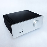 2017 1969 power amplifier pure class a 10W amplifier two audio signals can be switched input