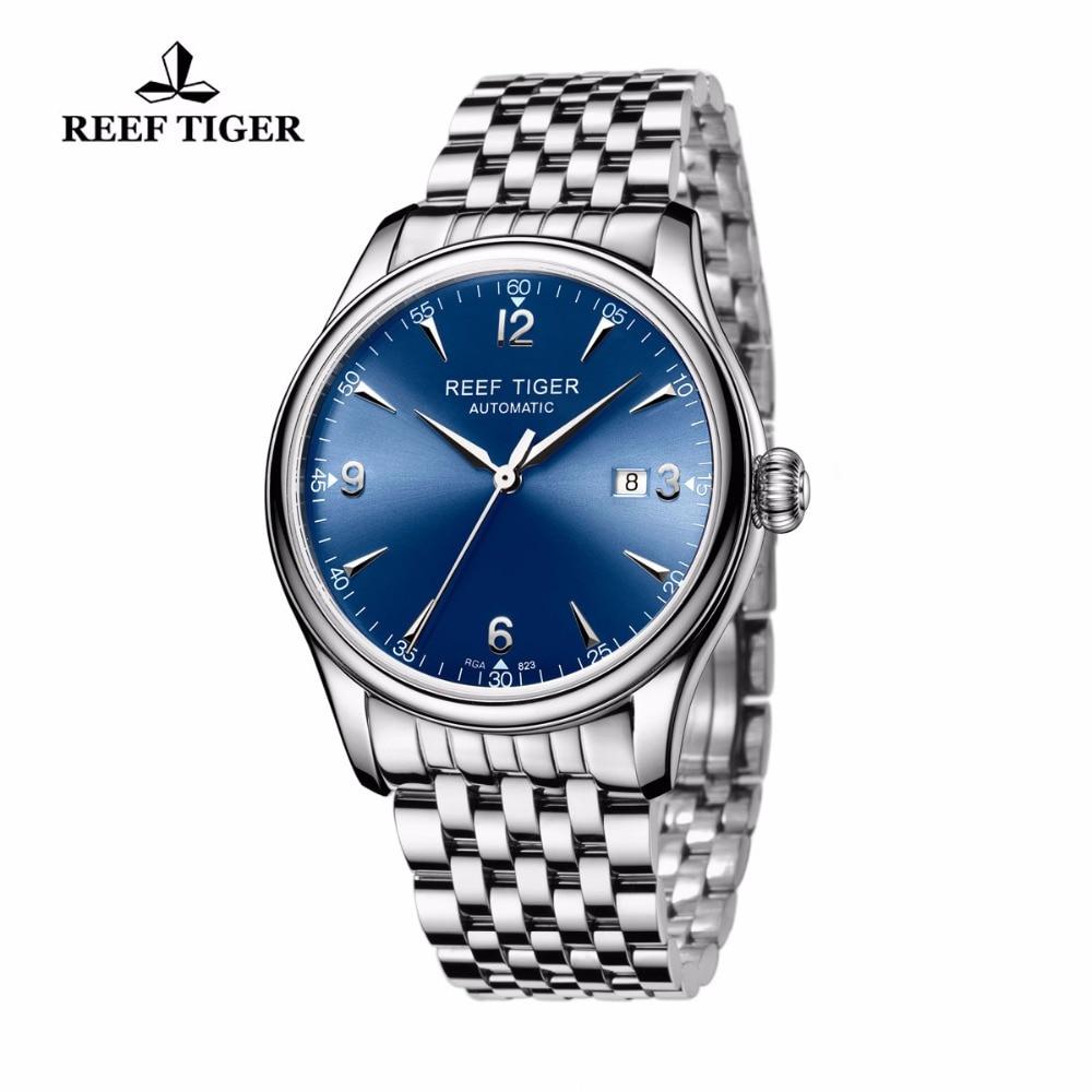 Reef Tiger / RT dizayneri Təsadüfi saatlar Kişi üçün - Kişi saatları - Fotoqrafiya 2
