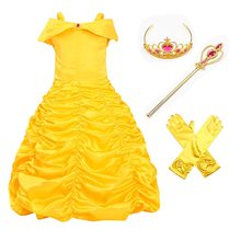 09bc45eb4ce3 Buy belle cosplay dress and get free shipping on AliExpress.com