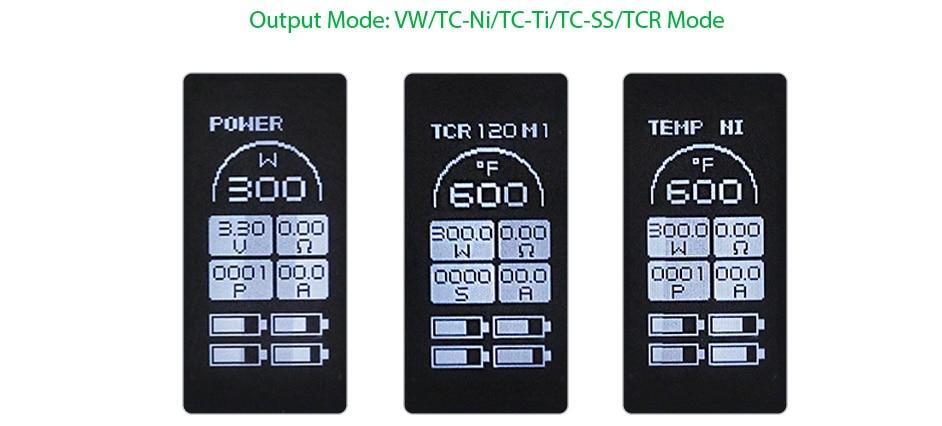 RX300 e-Thuốc Mod Rx2/3 8