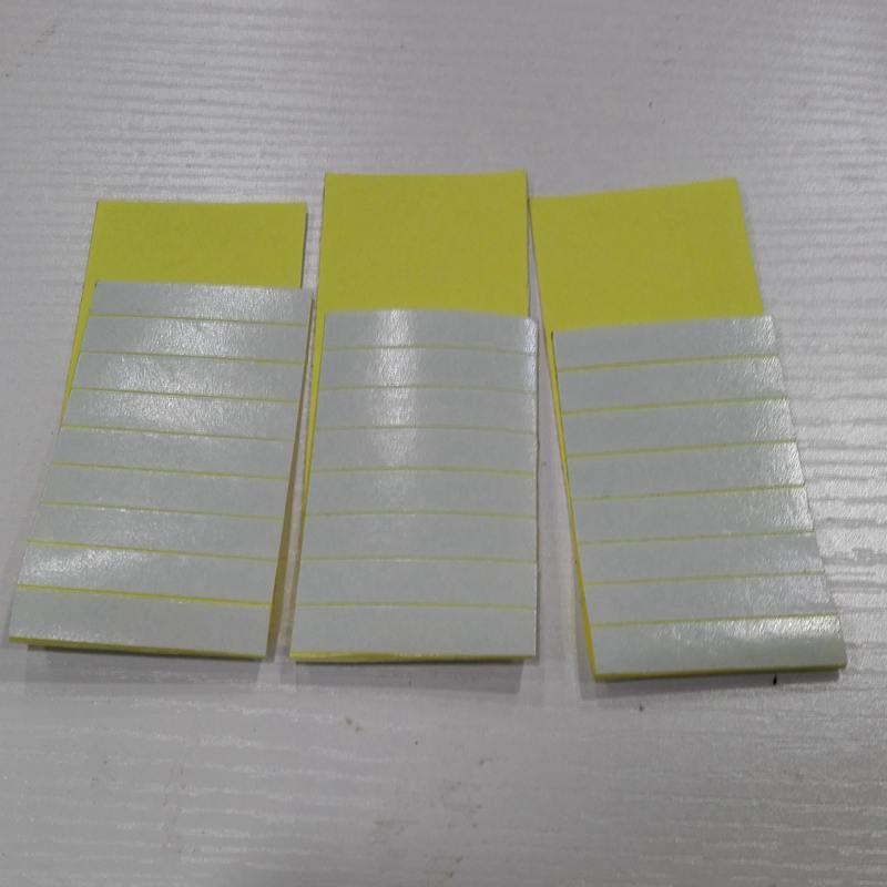 60 шт. 4 см x 0.8 см сильный двойной Клейкие ленты Стикеры для Выдвижения волос утка кожи Синтетические двойной Клейкие ленты волос для Волосы ... ...