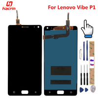 Lenovo Vibe P1 LCD Display Touch Screen Digitizer Premium Assembly Replacement Panel For Lenovo Vibe P1