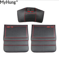 Car Covers For Hyundai MISTRA Car Auto Care Seat Back Protector Case For Children Baby Kick
