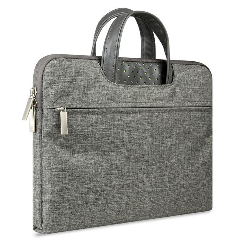 Laptop Shoulder Bag Women Men Notebook Sleeve Messenger HandBag Briefcase Carry Bag for Macbook/Lenovo 11 13 14 15 Inch
