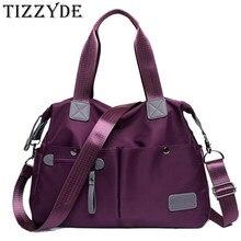 2020 nova grande bolsa feminina bolsa de pano de náilon senhoras bolsa de ombro de alta qualidade design da marca feminina messenger baga zzp01