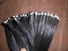 90 Hanks Black bow hair 32 inches 7 grams each hank quality mongolia horse hair